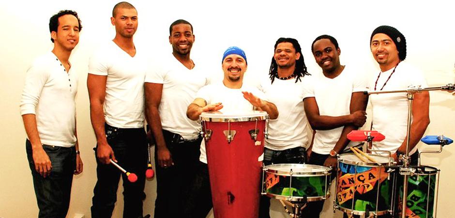 Planeta Capoeira band