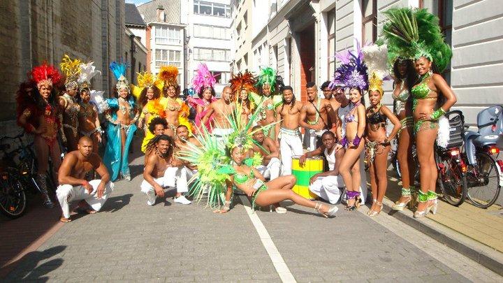 Planeta Capoeira Samba show