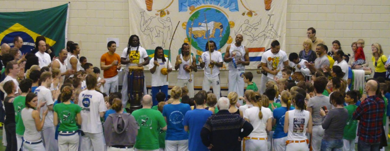 Welkom bij Planeta Capoeira