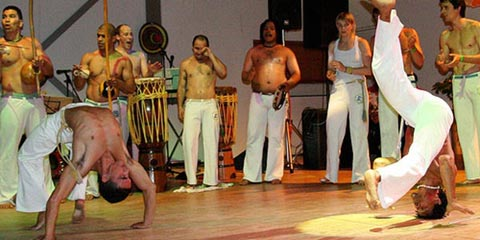 CAPOEIRA SHOWS