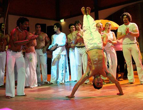 Planeta Capoeira Optreden Doda
